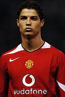 Fotball<br /> Champions League 2004/05<br /> Manchester United v Sparta Praha<br /> 3. november 2004<br /> Foto: Digitalsport<br /> NORWAY ONLY<br /> Christiano Ronaldo<br /> Man United