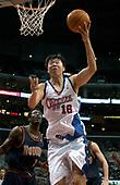 NBA-Denver Nuggets at LA Clippers-Mar 19, 2003