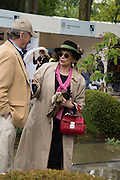 CHRISTOPHE GOLLUT; BIANCA JAGGER, Chelsea Flower Show, 18 May 2015.