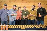 Melon, Cucumis melo<br /> Showcase: 'D'Artagnan' and 'Anna's Charentais' melons Breeder: Jason Cavatorta, Earthwork Organics<br /> Seed Company Rep: Brian Haddon, Gowan Seeds Researcher: Casey Wilson, Oregon State University<br /> Chefs: Nora and Andrew Mace & Earl Ninsom, Lazy Susan