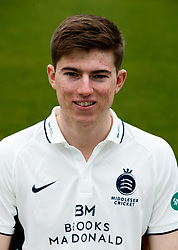 Middlesex's Martin Andersson during the media day at Lord's Cricket Ground, London. PRESS ASSOCIATION Photo. Picture date: Wednesday April 11, 2018. See PA story CRICKET Middlesex. Photo credit should read: John Walton/PA Wire. RESTRICTIONS: Editorial use only. No commercial use without prior written consent of the ECB. Still image use only. No moving images to emulate broadcast. No removing or obscuring of sponsor logos.