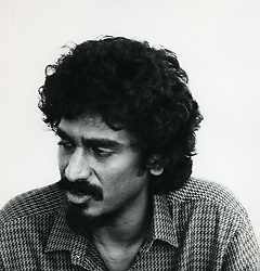 Jay Naidoo: former General Secretary of COSATU and chairman of the Development Bank of Southern Africa. Circa 1990s. © Sowetan