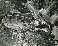 1936 Aerial of The Hollywood Bowl