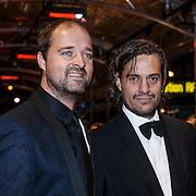 NLD/Amsterdam/20131104 - Premiere Het Diner, Kees Boot en Vincent Croiset