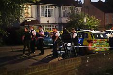 Shots fired Croydon