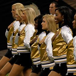 2009-2010 Saintsations Dance Team