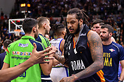 Davon Jefferson<br /> Banco di Sardegna Dinamo Sassari - Virtus Roma<br /> Legabasket LBA Serie A 2019-2020<br /> Sassari, 02/11/2019<br /> Foto L.Canu / Ciamillo-Castoria