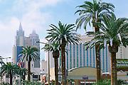 Snow, Las Vegas, Nevada, USA<br />