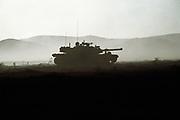 M1-A2 Abrams Tank