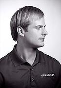Epps Aviation's Sean Sanders, Pilatus aircraft salesman for the Southeast region.