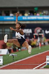 2012 USA Track & Field Olympic Trials: women's Long Jump, Marshall