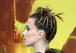GODZILLA Premiere held at The TCL Chinese Theatre in Hollywood, California on 5/18/19. 18 May 2019 Pictured: Millie Bobby Brown. Photo credit: River / MEGA TheMegaAgency.com +1 888 505 6342