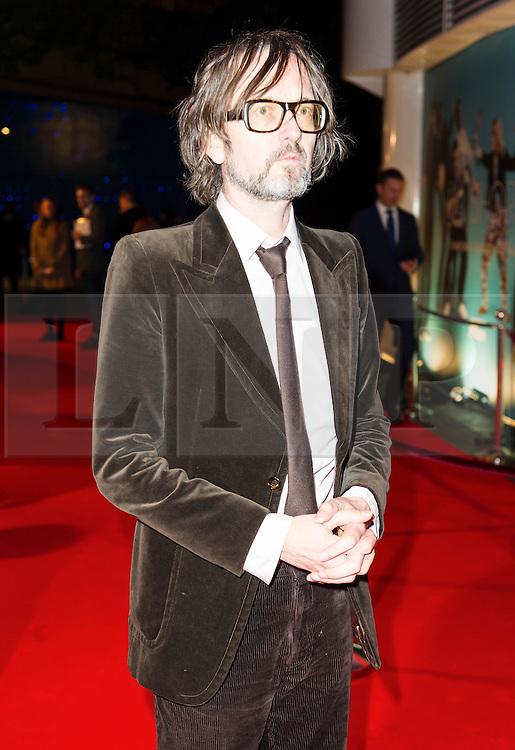 © London News Pictures. 07/11/2013. London, UK. Jarvis Cocker attending Virgin Media Shorts, BFI IMAX. Photo Credit: Raimondas Kazenas/LNP