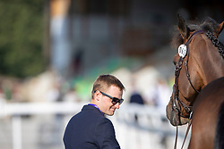 Godel Robin, SUI, Grandeur de Lully CH<br /> FEI EventingEuropean Championship <br /> Avenches 2021<br /> © Hippo Foto - Dirk Caremans<br />  22/09/2021