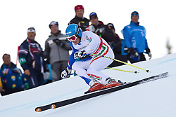 09.02.2011, Kandahar, Garmisch Partenkirchen, GER, FIS Alpin Ski WM 2011, GAP, Herren Super G, im Bild Weltmeister Christof Innerhofer (ITA) // Christof Innerhofer (ITA) World Champion during Men Super G, Fis Alpine Ski World Championships in Garmisch Partenkirchen, Germany on 9/2/2011. EXPA Pictures © 2011, PhotoCredit: EXPA/ J. Groder