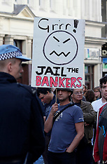 Occupy London Protest