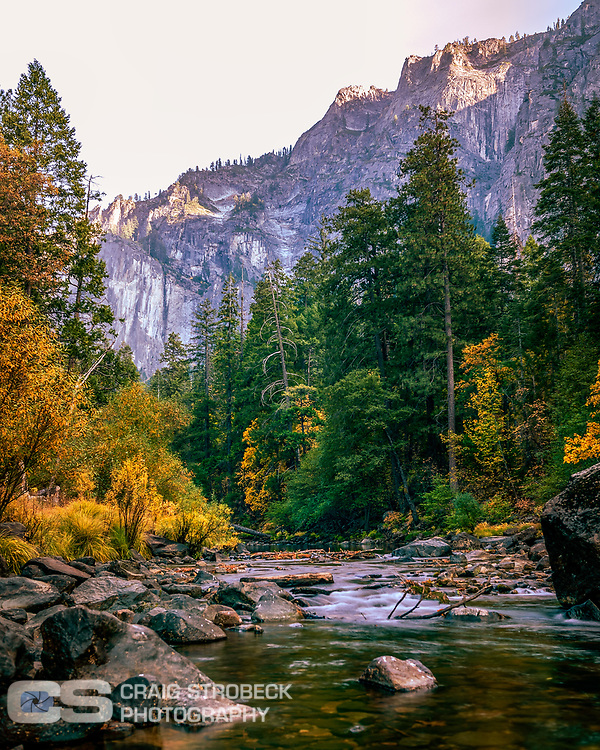 Yosemite photo trip November 2020. Merced River