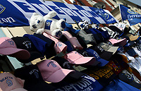 Photo: Paul Thomas.<br />Everton v Manchester United. The Barclays Premiership. 28/04/2007.<br /><br />Everton merchandise.