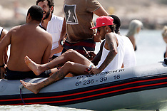 Formentera: Neymar JR on holiday - 18 July 2017