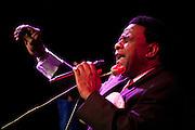 Al Green at BB King, NYC 10/16/09