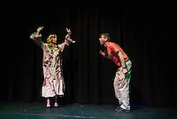 Sleeping Beauty dress rehearsal at Winnipesaukee Playhouse.  Karen Bobotas for the Laconia Daily Sun