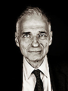Independent Presidential candidate Ralph Nader, poses for a portrait during a campaign stop in New Mexico Tuesday Aug. 26, 2008.