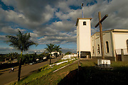 Entre Rios de Minas_MG, Brasil...Igreja em Entre Rio de Minas...The church in Entre Rios de Minas...Foto: PEDRO SILVEIRA /  NITRO