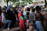 Refugees in Athens