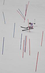 19.02.2011, Gudiberg, Garmisch Partenkirchen, GER, FIS Alpin Ski WM 2011, GAP, Herren, Slalom, im Bild Steve Missillier (FRA) // Steve Missillier (FRA) during Men's Slalom Fis Alpine Ski World Championships in Garmisch Partenkirchen, Germany on 20/2/2011. EXPA Pictures © 2011, PhotoCredit: EXPA/ J. Groder