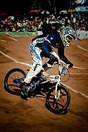 #971_VALENTINO Manon (FRA) on her way to winning the UCI BMX Supercross World Cup, Pietermaritzburg, 2011