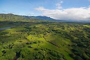 Aerial Kauai, Hawaii