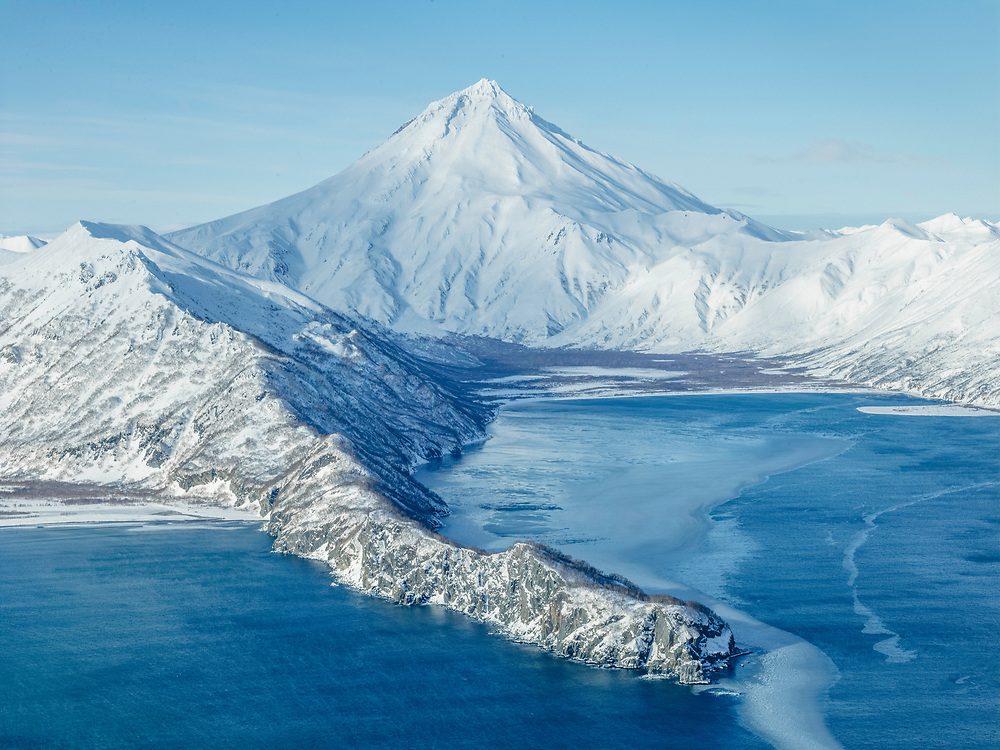 The Kamchatka Peninsula was one of the most beautiful places I've ever seen in the world. Now lets get tons of fuel and go there!