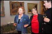 RACHEL WHITEREAD; ( BLUE  PHYLLIDA BARLOW;   Tate Britain Commission 2014: Phyllida Barlow, Tate Britain. Millbank. London. 31 March 2014.