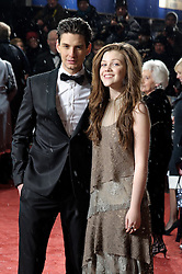 © under license to London News Pictures.  30/11/2010 Georgie Henley and Ben Barnes attends the World Premiere and Royal Film Performance of The Cronicles of Narnia: The Voyage of The Dawn Treader at  Leicester Square, London, 30 November 2010. Picture credit should read: Julie Edwards/London News Pictures