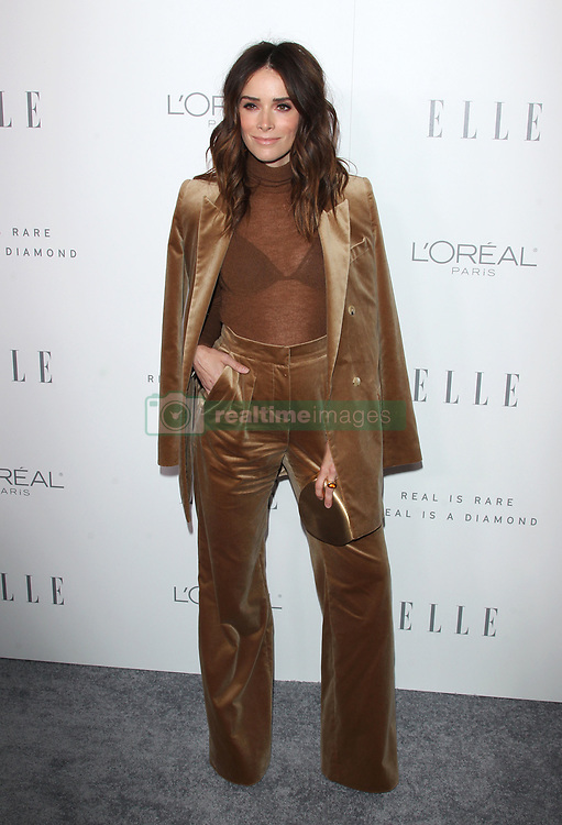 Elle Women in Hollywood Awards - Los Angeles. 16 Oct 2017 Pictured: Abigail Spencer. Photo credit: Jaxon / MEGA TheMegaAgency.com +1 888 505 6342