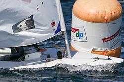 , Kiel - Young Europeans Sailing 14.05. - 17.05.2016, Laser Rad. M - GER 207526 - Peer Rasmus KÜHNELT - Kieler Yacht-Club e. V랒