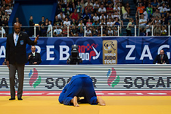 MEYER Roy of the Netherlands competes on July 28, 2019 at the IJF World Tour, Zagreb Grand Prix 2019, in Dom Sportova, Zagreb, Croatia. Photo by SPS / Sportida
