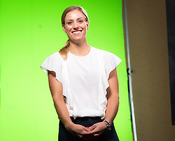 October 20, 2018 - Kallang, SINGAPORE - Angelique Kerber of Germany during the All Access Hour of the 2018 WTA Finals tennis tournament (Credit Image: © AFP7 via ZUMA Wire)