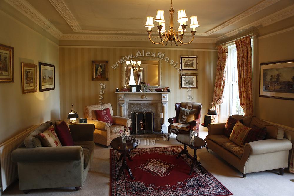 The Burythorpe Country House is located in Burythorpe, Yorkshire, England, United Kingdom.