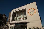 Salvador_BA, Brasil.<br /> <br /> Espaco Unibanco de Cinema Glauber Rocha em Salvador, Bahia.<br /> <br /> Space Unibanco Glauber Rocha in Salvador, Bahia.<br /> <br /> Foto: ALEXANDRE BAXTER / NITRO