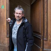 Piccolo Teatro Grassi, Milano, Italia, 29 Marzo 2021. Marco Ottolini, 43 anni, attore.