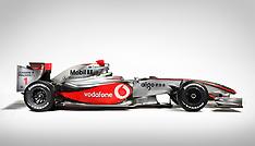 2009 McLaren Launch Woking
