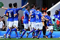 Esultanza Martin Eder Italia Celebration <br /> Toulouse 17-06-2016 Stade de Toulouse <br /> Football Euro2016 Italy - Sweden / Italia - Svezia Group Stage Group E<br /> Foto Massimo Insabato / Insidefoto