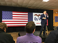 2020 Presidential candidate , Andrew Yang, addressing a really in Iowa White Sands, NM