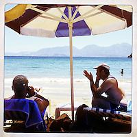 Kreta, Amadoura , 24 juli 2013.<br /> het strand van Amadoura aan de Kustlijn in het Noordoosten van Kreta ter hoogte van Amadoura<br /> Summer holiday on the Greek island of Crete. Beach and sea.