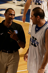 Coach K Academy 2007.  <br /> <br /> Championship Sunday in Cameron Indoor Stadium July 29, 2007.