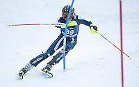 FIS Mens Slalom 2nd run at Attitash December 17, 2010