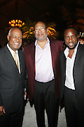 14 June 2010- Harlem, New York- l to r: Noel Hankin, Richard Parsons and Malik Yoba at The Apollo Theater's 2010 Spring Benefit and Awards Ceremony hosted by Jamie Foxx inducting Aretha Frankilin and Michael Jackson, and honoring Jennifer Lopez and Marc Anthony co- sponsored by Moet et Chandon which was held at the Apollo Theater on June 14, 2010 in Harlem, NYC. Photo Credit: Terrence Jennngs/Sipa