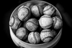 Training Baseball bucket, 2016.