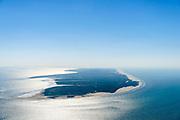 Nederland, Friesland, Terschelling, 05-07-2018; Natuurreservaat de Boschplaat, gezien vanaf Ameland (vanuit het Oosten).<br /> Nature reserve de Boschplaat, seen from Ameland (from the East).<br /> <br /> luchtfoto (toeslag op standard tarieven);<br /> aerial photo (additional fee required);<br /> copyright foto/photo Siebe Swart